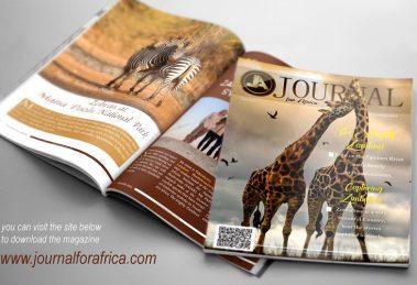 Journal for Africa 1st
