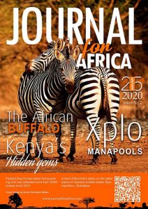 Book Cover: Journal for Africa Magazine 2