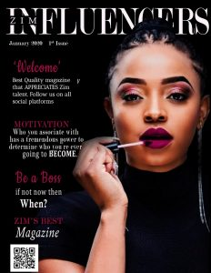Book Cover: Zim Influencers 1